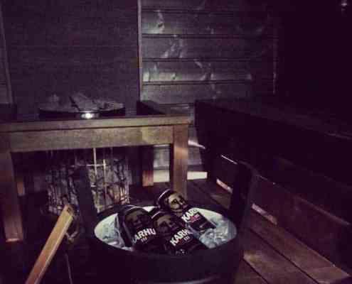Liikelataamon sauna