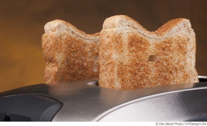 Der Toaster des Schreckens