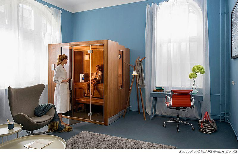 Die eigene Sauna – Eine Wohltat bei Allergiebeschwerden