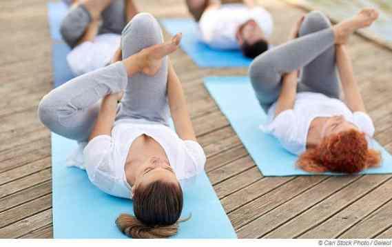 Entspannungsmethoden gegen Stress