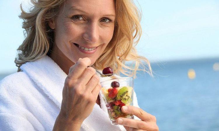 Tipps zum richtigen Essen nach der Sauna