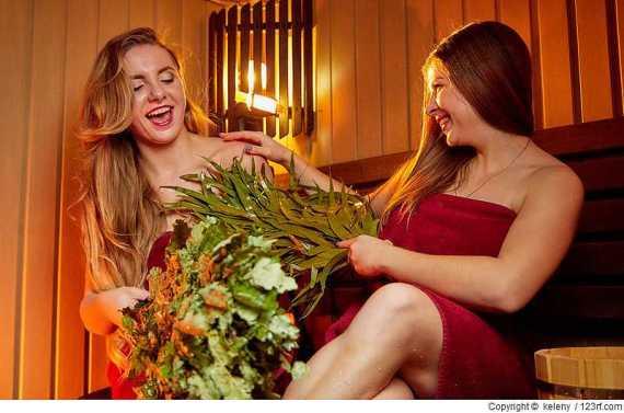 Wie sich ein Saunagang auf die Gesundheit auswirkt