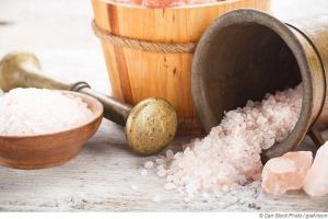 Himalaya Salz Anwendung