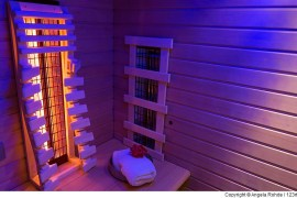 Infrarotkabine: Tiefenwärme für Körper, Haut und Sinne