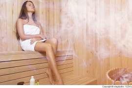 Kann Covid 19 in der Sauna über den Körperschweiß übertragen werden?