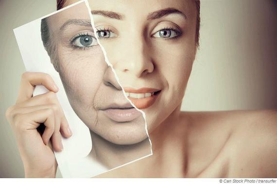 Die natürliche Hautalterung verlangsamen