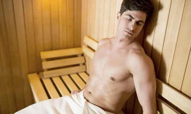 Kreislaufprobleme in der Sauna vermeiden