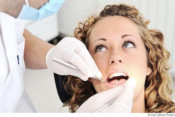 Neues Zahnimplantat - dann bitte nicht gleich in die Sauna gehen