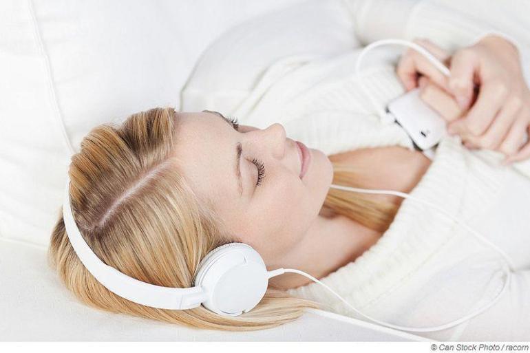 Musik zum Relaxen in der Sauna oder Wellnessbereich