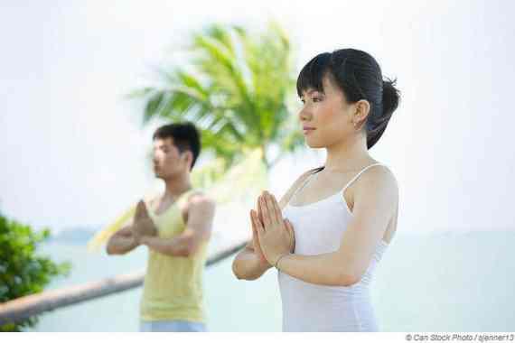 Qigongist das Relax-Geheimnis aus China
