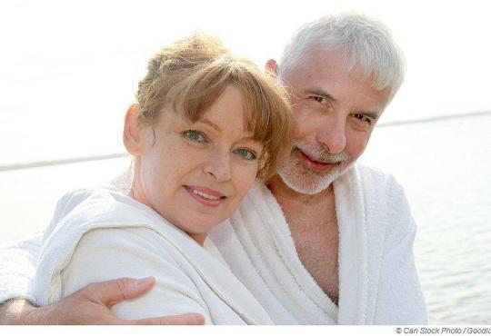 Sauna für Senioren