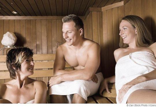 So gesund ist ein Saunabesuch