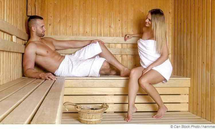 Darf ich nach einer Brustvergrösserung in die Sauna?
