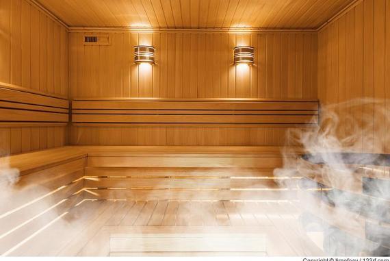 Saunalüftung - Versorgung der Saunakabine mit Frischluft