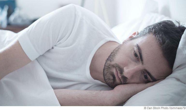 Schlaflos nach der Sauna und ihre Ursachen