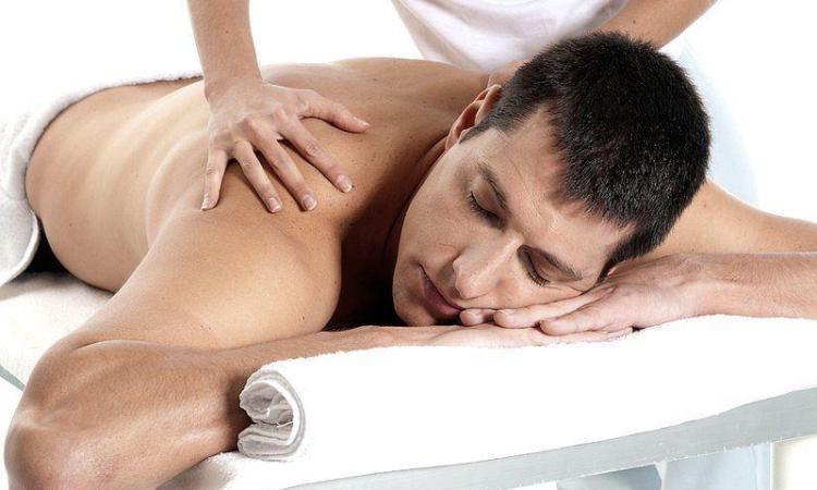 Shiatsu Massage für Entspannung und Wohlbefinden