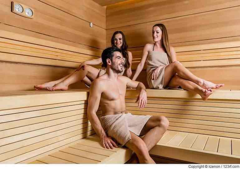 Thorsten Damm gibt die wichtigsten Tipps zur Sauna