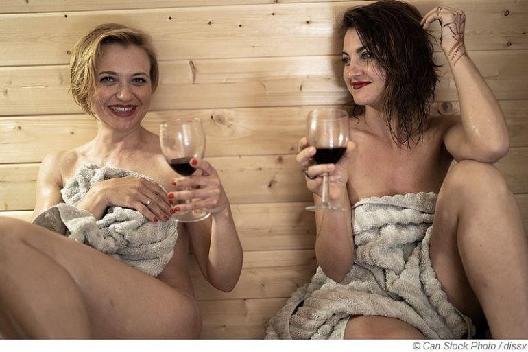 Sauna Party planen und feiern - Ideen und Tipps