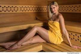 Fit für den Winter - Die beste Vorbereitung auf den Winter ist die Sauna.