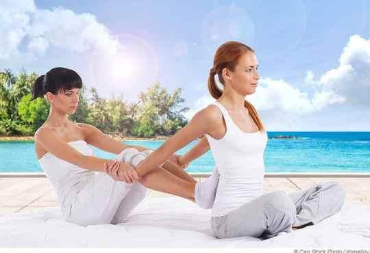Thai Massage für Körper und Geist