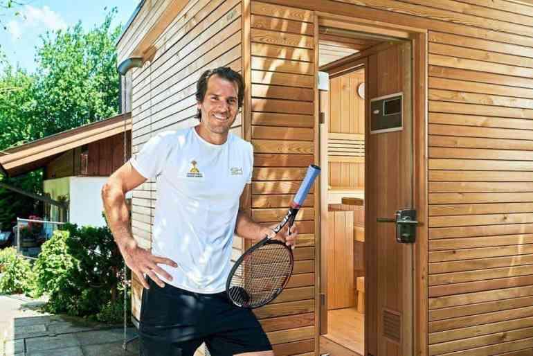 Tennisspieler Tommy Haas