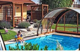 Poolüberdachung - pro und contra