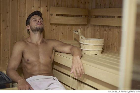 Unfruchtbar durch Saunabesuche?