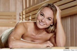 Fitnessexpertin Mareike Spaleck über Regeneration in der Sauna