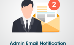 How to send email notification to admin if comment is made on custom post?