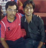 A moment with Brijesh hirji Bollywood actor