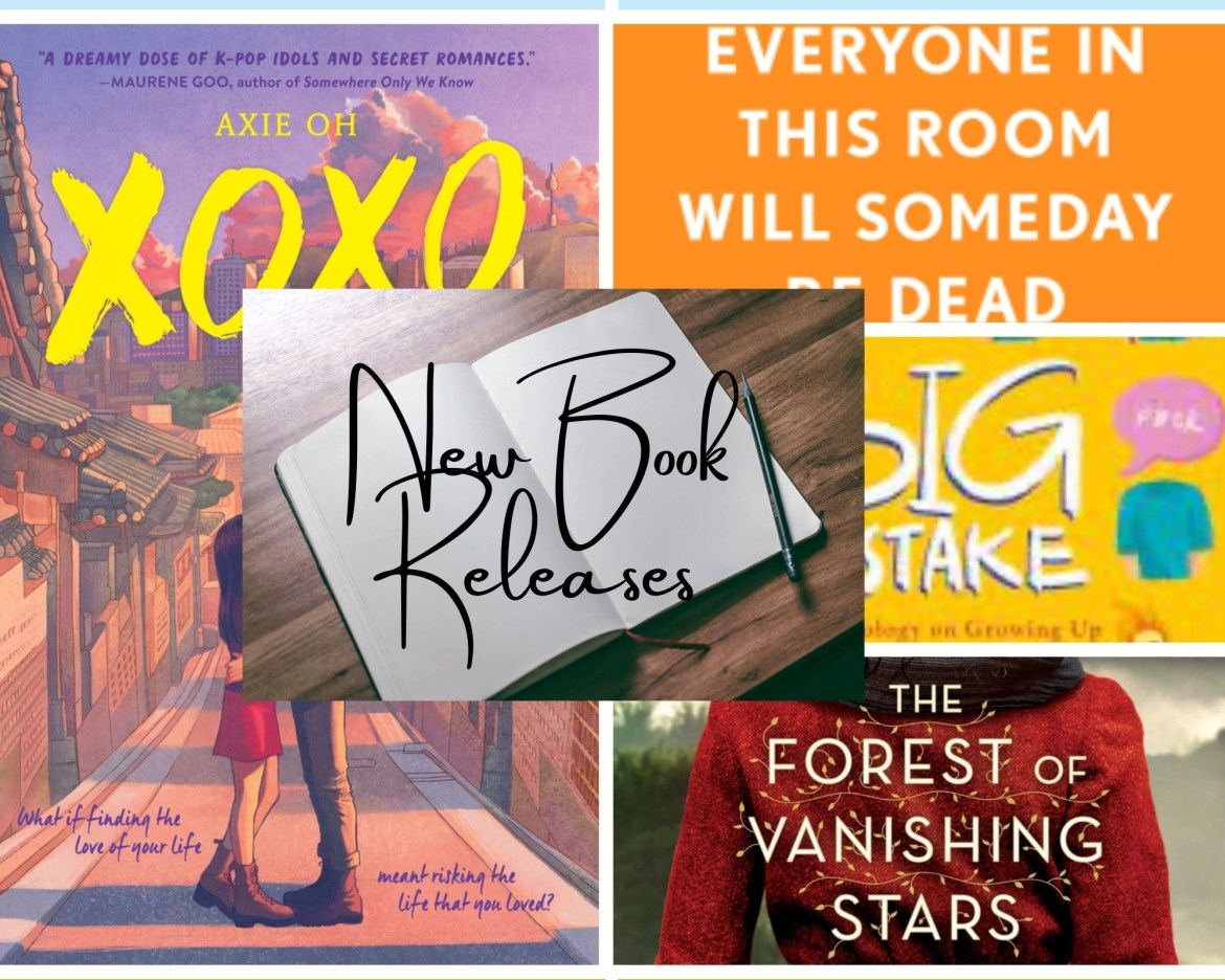 New book releases in July 2021