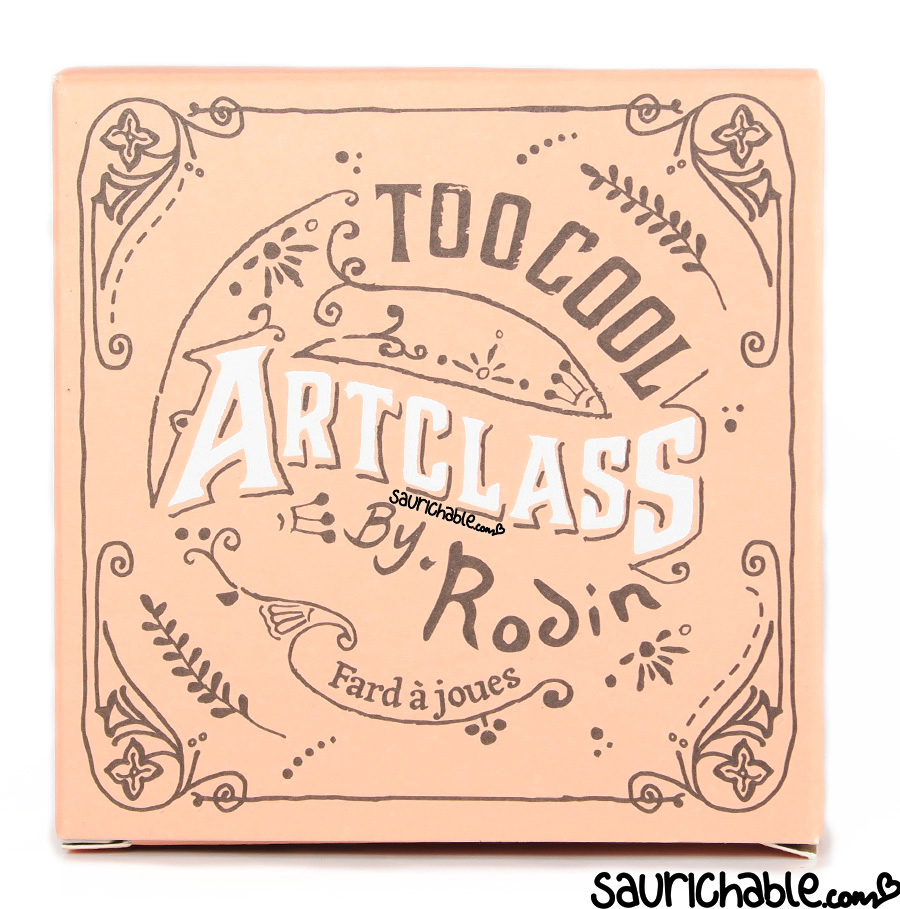 too cool for school Artclass by Rodin Blusher review