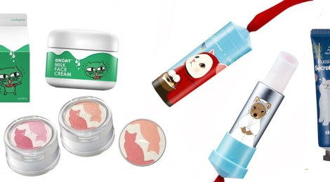 Guest Post:  5 Most Adorable Cat Themed Cosmetics