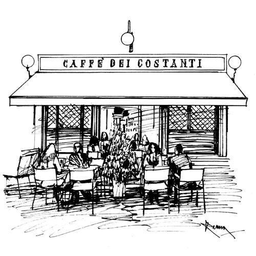 CAFFÈ DEI COSTANTI, Arezzo