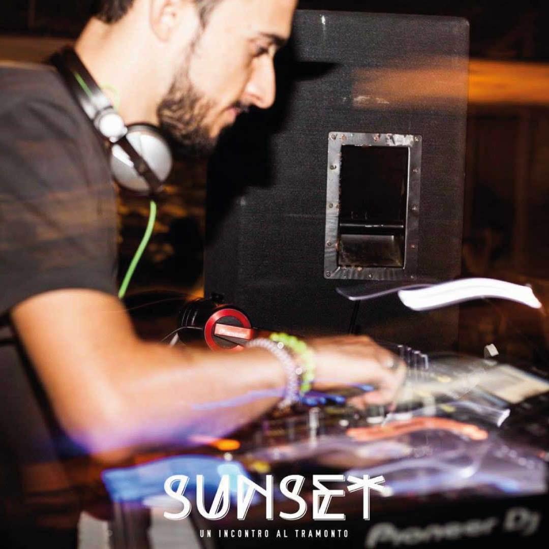 SAURO LE BEN | Dj set - Sunset, Castiglion Fiorentino