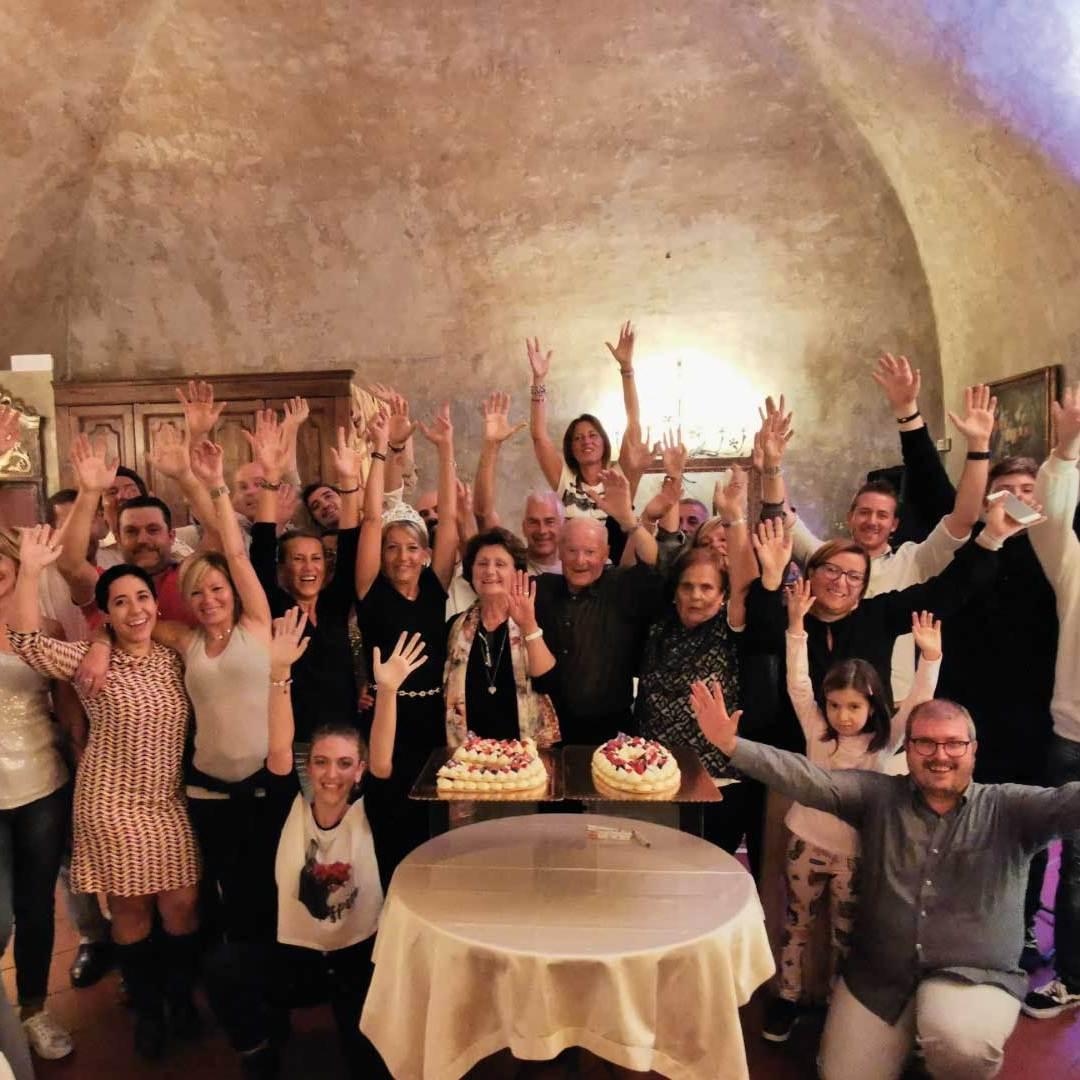 SAURO LE BEN | Festa privata - Logge del Vasari, Arezzo