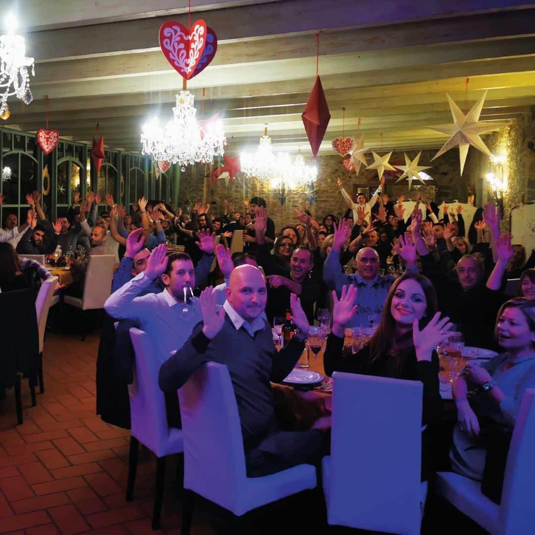 SAURO LE BEN | Evento aziendale - Pere e Margherite, Arezzo