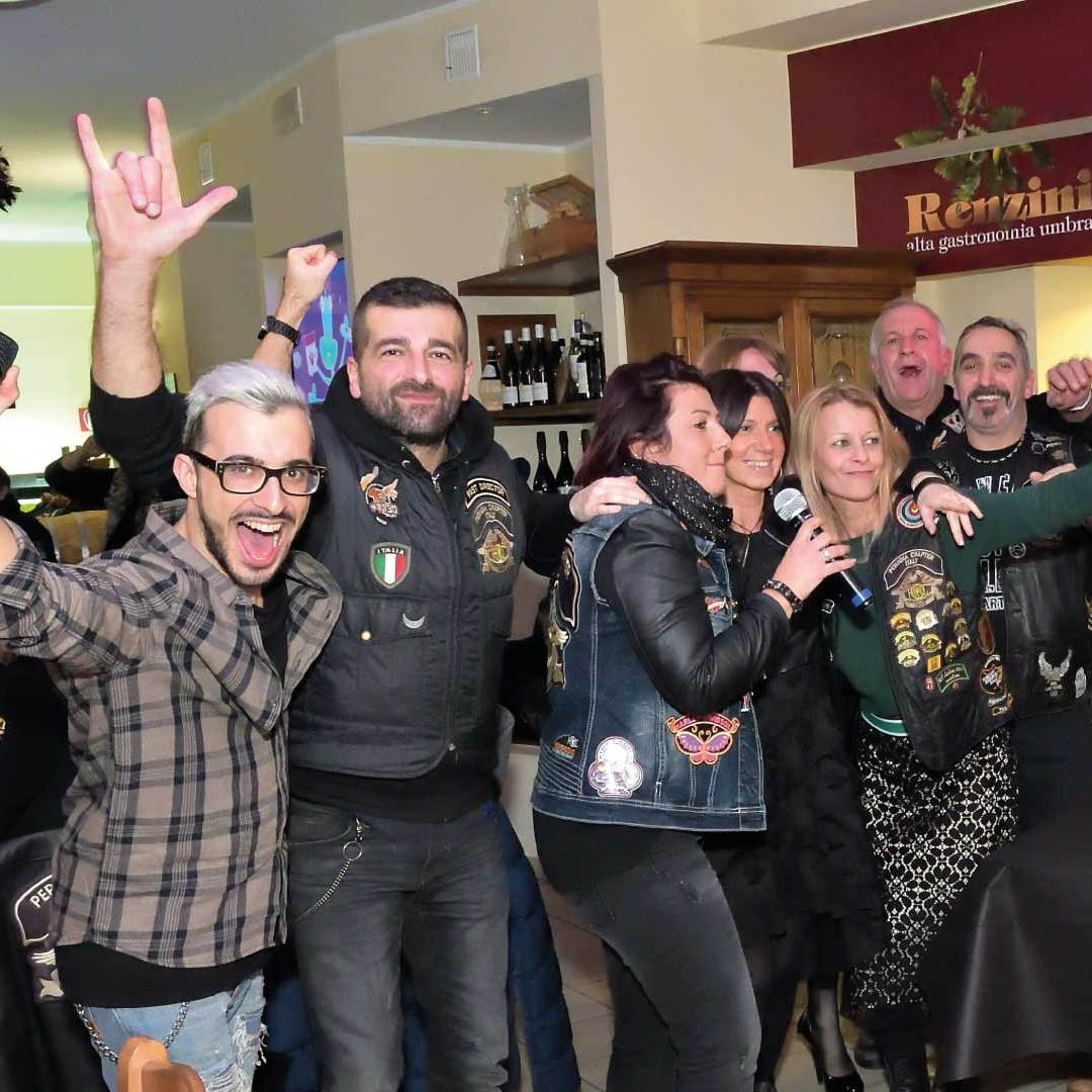 SAURO LE BEN | Harley Davidson - Lo Scoiattolo, Tuoro