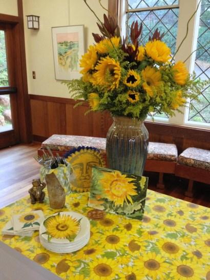 Reception Sunflowers copya