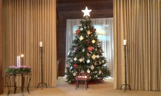 Christmas Tree for Arundhati