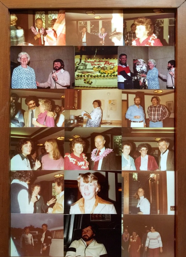 Collage of older photos rbs