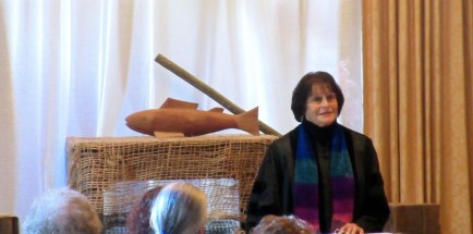 Spiritual Travelers Joan and Fish