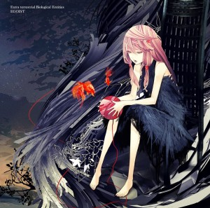 EGOIST_Album cover art