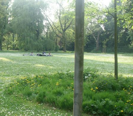 Croix - Le parc de Beaumont