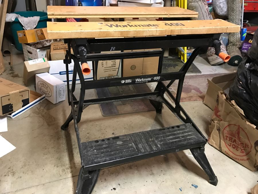 Black And Decker Workmate 400 Parts