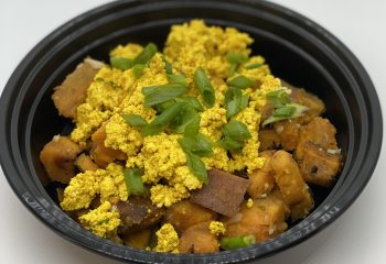 Curried Potato Scramble