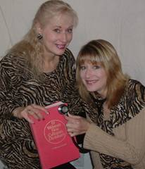 In their day jobs, Diana is a writer and editor, and Jennifer is a registered nurse.