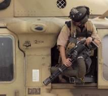 Blackhawk Minigun