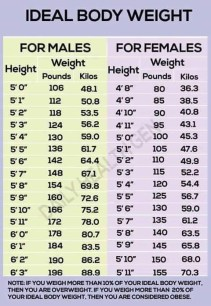 Ideal Body Weight