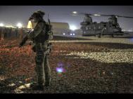 soldier, night ch47 chinook